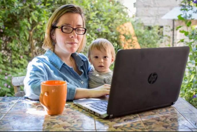 המצב האידיאלי הוא תמהיל בין עבודה מהבית לעבודה מהמשרד